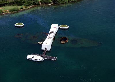 USS_Arizona_Memorial_aerial_view