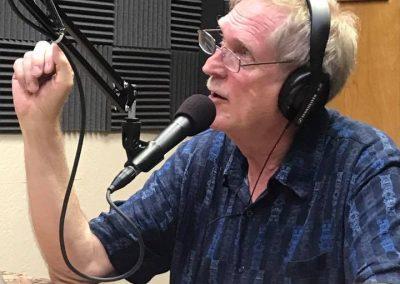 Dave Giles Live on air with DeeMan on KFNX